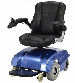 PEW power electric wheelchair Blue berry